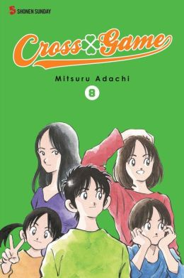 Cross Game, Volume 8