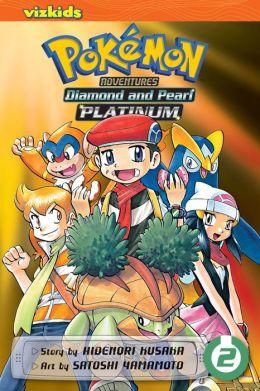 Pokemon Adventures: Diamond and Pearl/Platinum, Volume 2