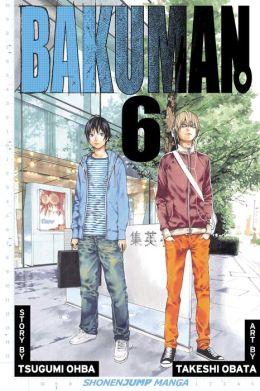 Bakuman, Volume 6