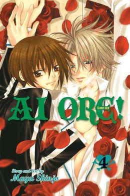Ai Ore!, Volume 4: Love Me!