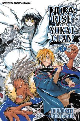 Nura: Rise of the Yokai Clan, Volume 3