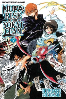 Nura: Rise of the Yokai Clan, Volume 7