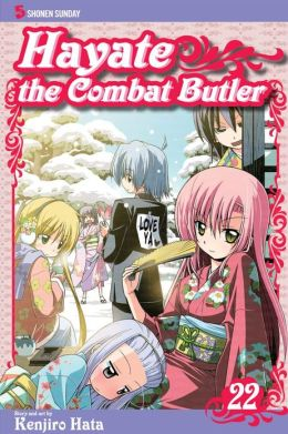 Hayate the Combat Butler, Volume 22