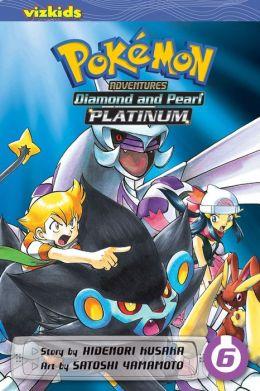 Pokemon Adventures: Diamond and Pearl/Platinum, Volume 6