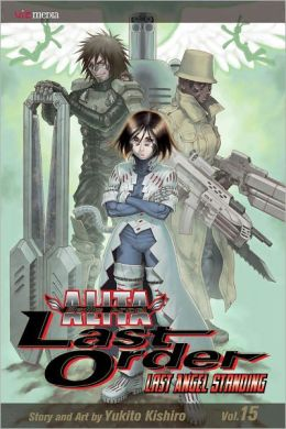 Battle Angel Alita: Last Order, Volume 15