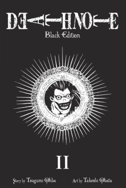 Death Note Black Edition, Volume 2