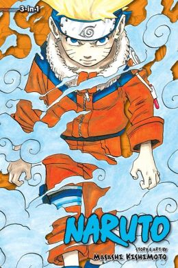 Naruto (3-in-1 Edition), Volume 1