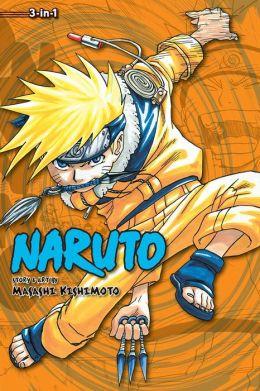 Naruto (3-in-1 Edition), Volume 2