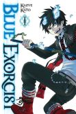 Book Cover Image. Title: Blue Exorcist, Vol. 1, Author: Kazue Kato