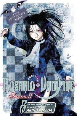 Rosario+Vampire Season II, Volume 8