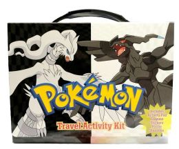 Pokemon Travel Activity Kit