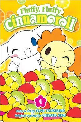 Fluffy, Fluffy Cinnamoroll, Volume 4
