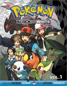 Pokemon Black and White, Volume 1
