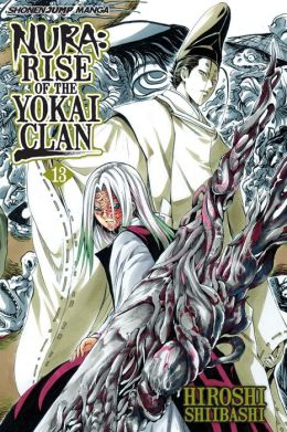 Nura: Rise of the Yokai Clan, Vol. 13: Conflict