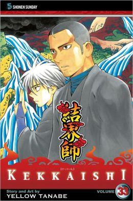Kekkaishi, Volume 33