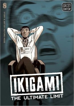 Ikigami: The Ultimate Limit, Volume 8