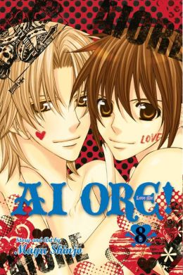 Ai Ore!, Volume 8: Love Me!