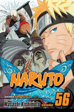 Naruto, Volume 56: Team Asuma, Reunited