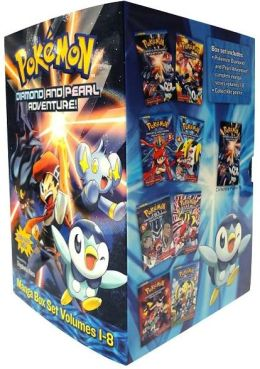 Pokemon Diamond and Pearl Adventure! Box Set