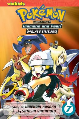 Pokemon Adventures: Diamond and Pearl/Platinum, Volume 7