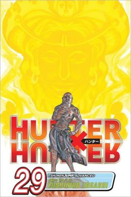 Hunter x Hunter, Volume 29