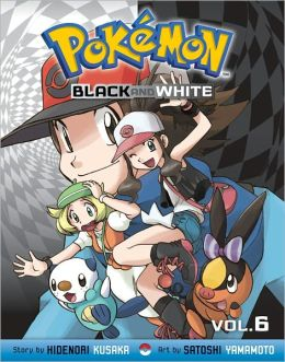 Pokemon Black and White, Volume 6