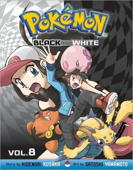 Pokemon Black and White, Volume 8