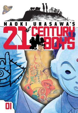 Naoki Urasawa's 21st Century Boys, Volume 1