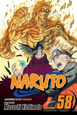 Naruto, Volume 58