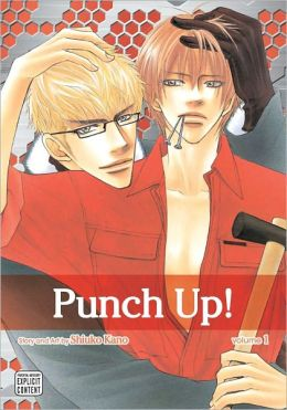 Punch Up!, Volume 1 (Yaoi Manga)