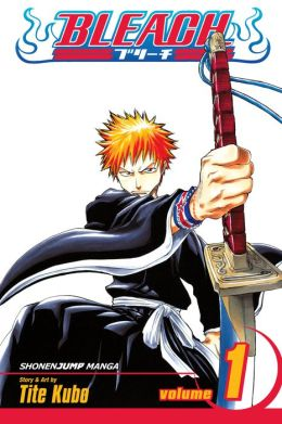 Bleach, Volume 1: Strawberry and the Soul Reapers