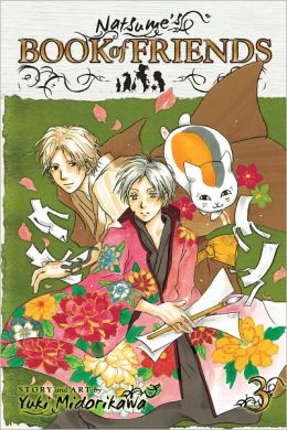 Natsume's Book of Friends, Volume 3