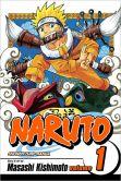 Book Cover Image. Title: Naruto, Vol. 1:  Uzumaki Naruto, Author: Masashi Kishimoto