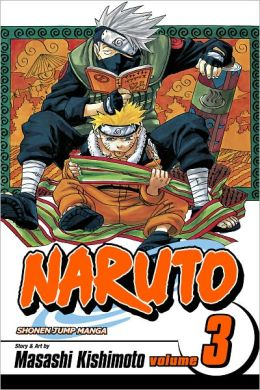 Naruto, Volume 3: Dreams