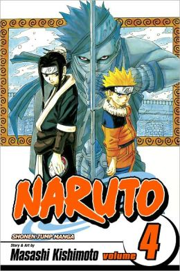 Naruto, Volume 4: Hero's Bridge