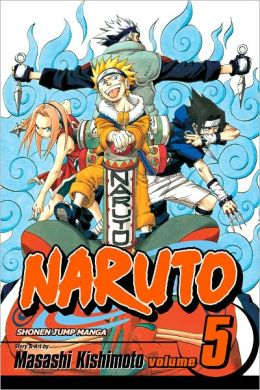 Naruto, Volume 5: The Challengers