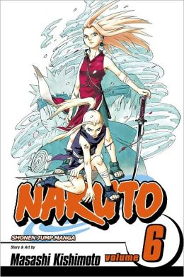 Naruto, Volume 6: Predator