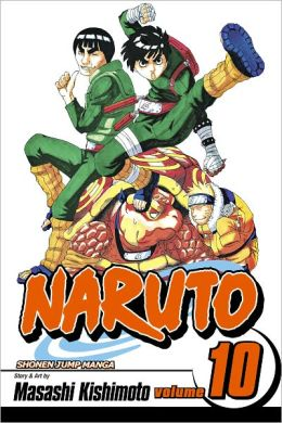 Naruto, Volume 10: A Splendid Ninja