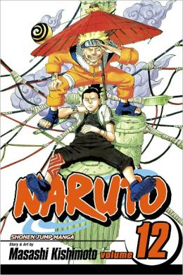 Naruto, Volume 12: The Great Flight