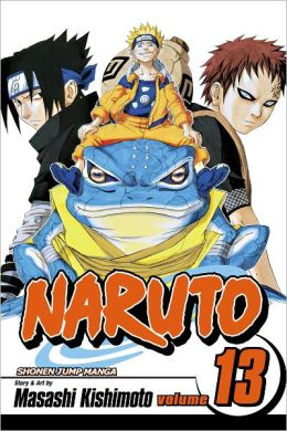 Naruto, Volume 13: The Chûnin Exam, Concluded...!!