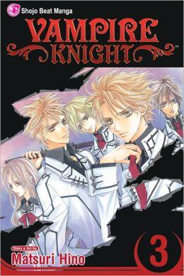 Vampire Knight, Vol. 3
