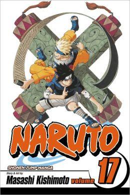Naruto, Volume 17: Itachi's Power