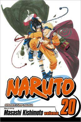 Naruto, Volume 20: Naruto vs. Sasuke