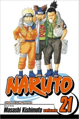Naruto, Volume 21: Pursuit
