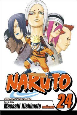 Naruto, Volume 24: Unorthodox