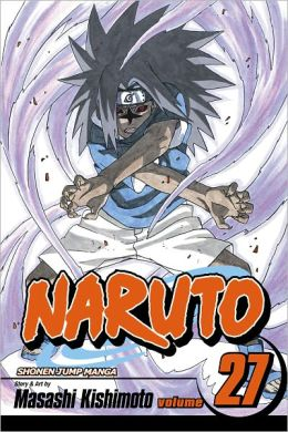 Naruto, Volume 27: Departure