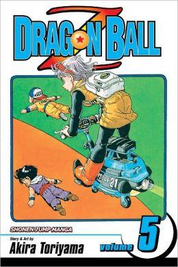 Dragon Ball Z, Volume 5: Dragon Ball In Space