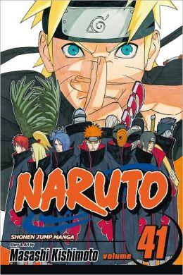 Naruto, Volume 41: Jiraiya's Decision