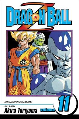 Dragon Ball Z, Volume 11: The Super Saiyan