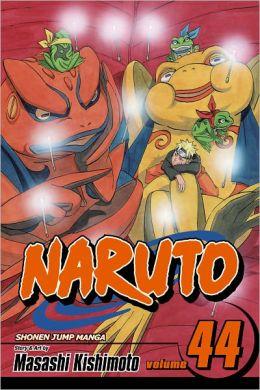 Naruto, Volume 44: Senjutsu Heir